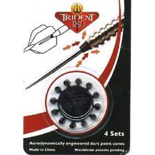 TRIDENT 180 BLACK DEFLECTION PERFORMANCE DART POINT APPLICATORS BY WINMAU