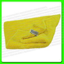* Paquete De 3 * Color amarillo Paño De Microfibra [MOGG 90] Micro Fibra Tela 40cm X 40cm