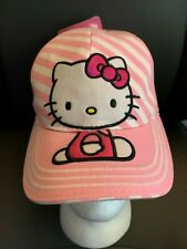 New with Tags NWT Hello Kitty Adjustable Hat OSFM
