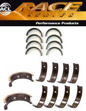 ACL Race Rod+Main Bearings for Subaru WRX STi EJ20 EJ25 w/52mm+#5 thrust STD