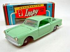 Lone Star Impy No.21 Fiat 2300 Coupe grün grüne Einrichtung top in Box