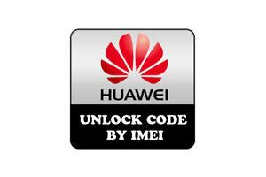 Huawei E5172 E5186 E5377 E3276 B593 4G router unlock code