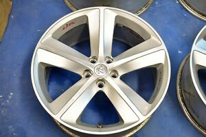 "20"" Dodge Challenger SRT8 OEM Factory Wheel chrysler 300 Charger Genuine Alcoa"