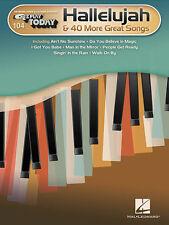 Hallelujah EZ Play Today Vol 104 Easy Piano Keyboard Sheet Music 41 Songs Book