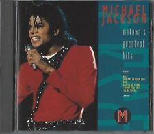 MICHAEL JACKSON / MOTOWN´S GREATEST HITS * NEW CD * NEU *