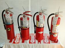 Fire Extinguishers - 10Lb ABC Dry Chemical  - Lot of 25