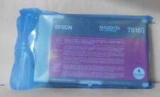 Original Epson T6163 Tinte magenta  für B-300 B-310N B500DN B-510DN  ohne OVP