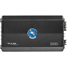 Planet Audio Pulse PL2000.1M Car Amplifier - 2000 W PMPO - 1 Channel - Class AB