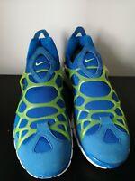 Mens Rare Nike Kukini Free Soar Blue Trainers VGC - UK 8.5