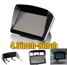 "5"" inch For Garmin nuvi 2450 2460LT 2460LMT 2595LMT 2555LMT GPS Sun Shade Visor"
