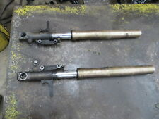 02-05 KAWASAKI NINJA ZX12R ZX1200 ZX12 FRONT FORKS SHOCK SUSPENSION SET PAIR JS