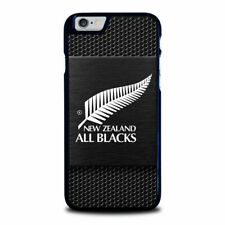ALL BLACKS NEW ZEALAND RUGBY for iPhone 5 6 7 8 X XR XS MAX samsung cover case