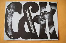 Programme Friedrich ville palais Etta Cameron & Manfred Krug, Jazz 1970