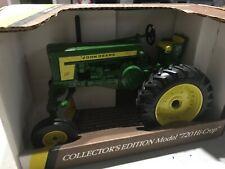 Ertl John Deere Collector's Edition 1957 Model 720 Hi-Crop Tractor 1/16