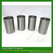 Liner / Sleeve Set for  KUBOTA V1903 (100% TAIWAN MADE)  x 4 PCS