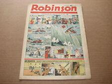 *** ROBINSON *** n° 211 - 12/05/1940