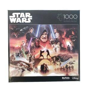 Buffalo Games Star Wars I Sense Great Fear In You Skywalker 1000 Piece Puzzle