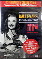 Dale Evans Beyond the Happy Trails NEW Documentary 2 DVD Collector's Editon
