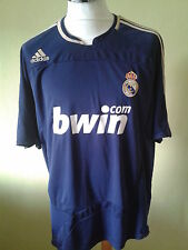 Real Madrid 2008 away shirt  size L   adult