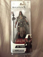 Assassin's Creed Ah Tabai Series 3 Action Figure Toy NIB