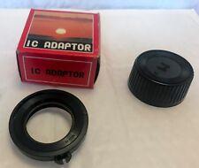 Sigma IC Adaptor for Nikon