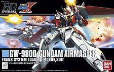 Gundam X 1/144 HGAW #184 GW-9800 Gundam Airmaster Model Kit Bandai