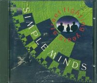Simple Minds - Street Fighting Years Early Press Virgin Cd Ottimo Spedito in 48H