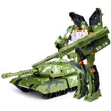 Megatron Combinder War (3rd party) G2 Green Tank preowned great condition