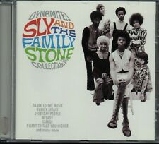 SLY AND THE FAMILY STONE - Dynamite: The Collection - CD Album *Best Of**Hits*