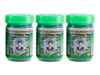 3 x 50g MHO-IANG Green Balm relieves muscle pain aches
