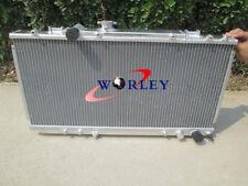 For TOYOTA CELICA GT4 ST185 3SGTE 1990-1994 91 92 93 94 Manual Aluminum Radiator