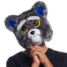 Rubie's Children's Feisty Pets Bear Costume Mask Sammy Suckerpunch