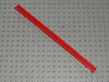Cremaillere rouge LEGO red rack ref 2428 / Set 6989 6394