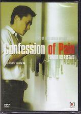 Dvd **CONFESSION OF PAIN ~ L'OMBRA DEL PASSATO** nuovo 2006