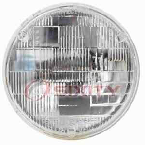 2 pc Philips Low Beam Headlight Bulbs for Cadillac Calais DeVille Eldorado sx
