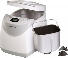Hamilton Beach Home Automatic 2 lbs Bread Maker Machine W/ Gluten Free Setting
