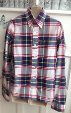 Abercrombie and Fitch Mans Camisa Tamaño Pequeño