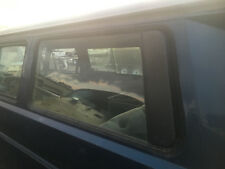 1980-91 VW Vanagon WESTFALIA LEFT drivers side rear window WITH VENT , nice