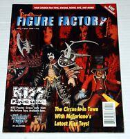 KISS Figure Factory Magazine Catalog 1998 Psycho Circus Action Figure McFarlane