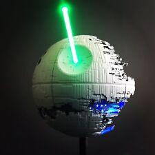 PRO BUILT Mini 1/270 Mil Scale DEATH STAR II 2 W/LIGHTING Prop Replica Star Wars