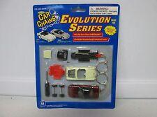 Evolution Series Car Chains 1953 & 2000 Corvette Cream w/Maroon