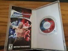 WWE SmackDown vs. Raw 2007 Greatest Hits (Sony PSP, 2006) - CIB Complete --