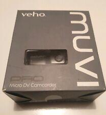Veho Muvi Micro DV Digital Camcorder Full Hd 16:9 Avi Usb Micro SD Memory Card