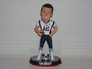 TOM BRADY New England Patriots Bobble Head Super Bowl 53 LIII Champs Edition New