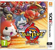 Yo-kai Watch Blasters Red Cat Corps Nintendo 3ds Game