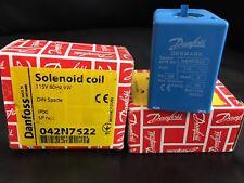 Danfoss 042N7522 115V/60hz COIL 115V/60hz COIL Item # 90-2
