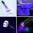 LE UV Flashlight/Blacklight 12 LEDs Flashlight Pet Urine & Stain Detector Light