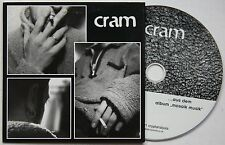 Cram 24h Rare Cardcover CD 2001 Hip Hop
