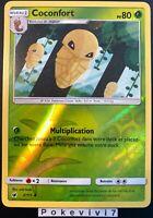 Carte Pokemon COCONFORT 2/111 REVERSE Soleil et Lune 4 SL4 FR NEUF
