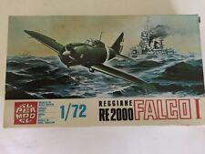 Super Model Reggiane RE2000 Falco I 1/72 Scale Italian Model New